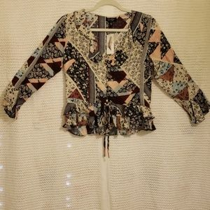 NWT Jessica Simpson Blouse Size Small